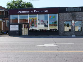 Dentures by Denturists building afar