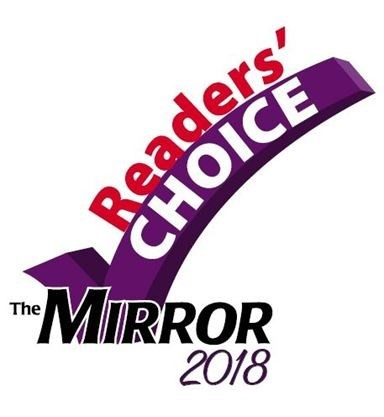 readers choice 2018